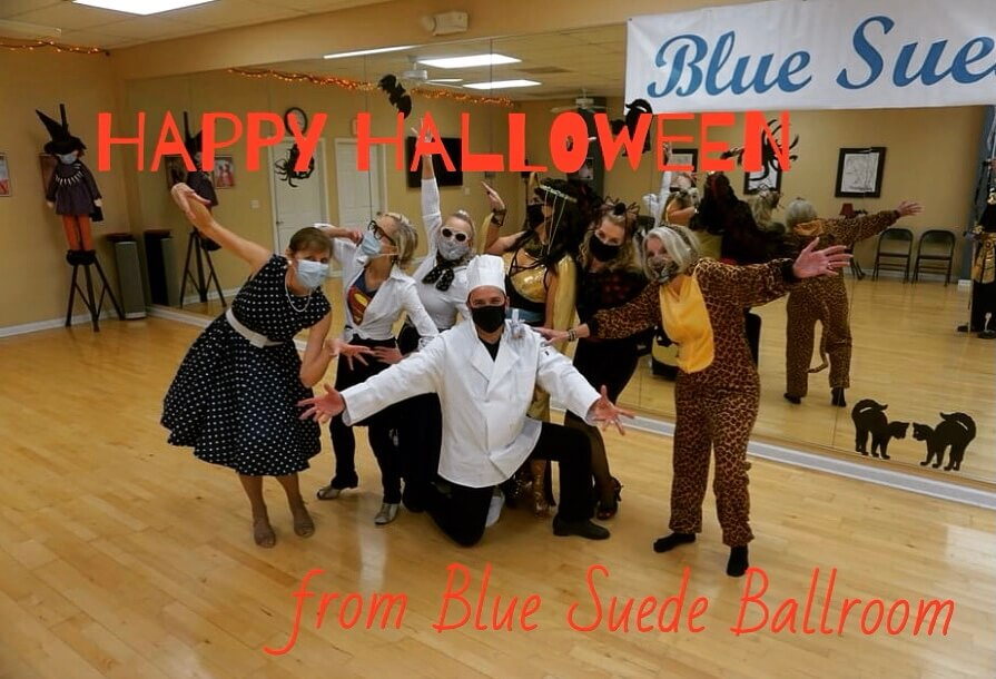 Halloween Line Dance Class