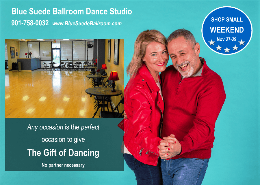 Dance Studio - Shop Local - Shop Small
